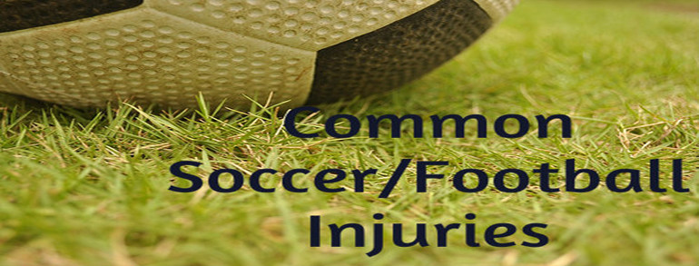 Common Soccer Football Injuries