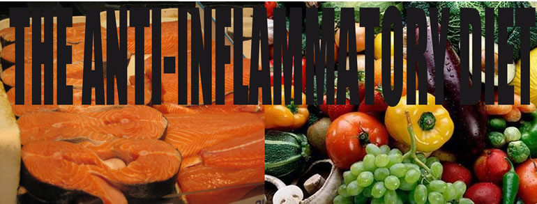 THE ANTI-INFLAMMATORY DIET