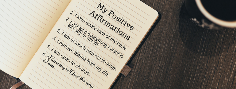 Positive Affirmations Can Change Your Life